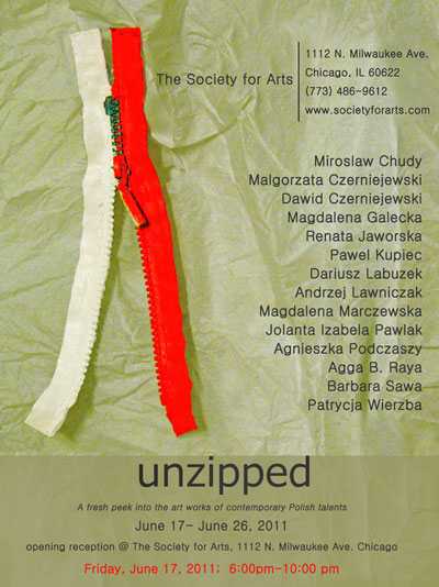 Unzipped exhibit brings contemporary Polish artists to Chicago