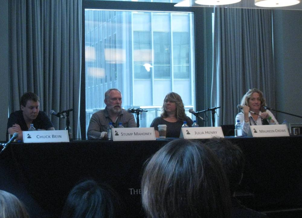 Panelists give tips on getting your music in ads, movies at MOBfest