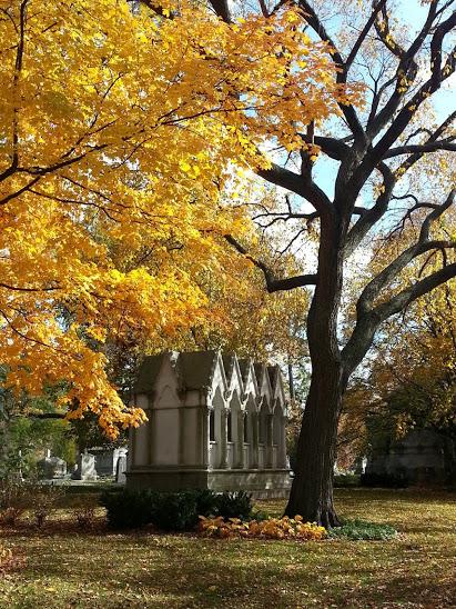 graceland cemetery chicago