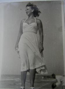 My grandmother (mom's mom), Barbara