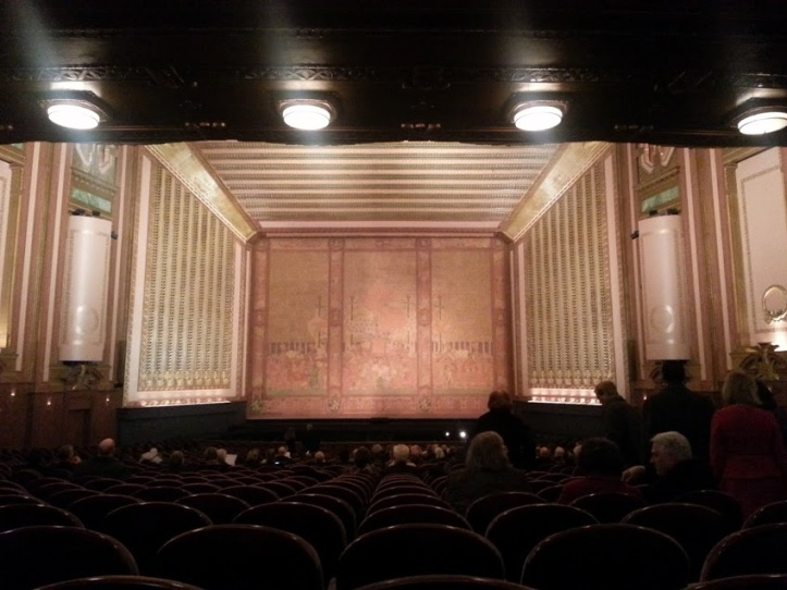 Arrive an hour early at the Lyric Opera to listen in on a lecture.
