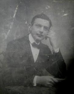 My great-grandfather (my mom's grandfather), Stefan