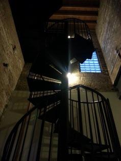 ravenswood stairs