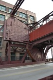 Bridge along Cermak