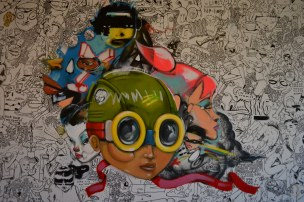 Art by Hebru Brantley