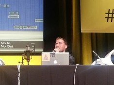 Mike Posner geeking out & telling the process behind making a song