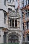 More hidden details - open walkways, ornate doors
