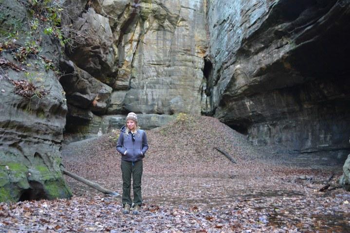 Inside Tonty Canyon