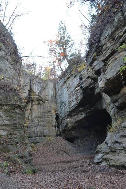 Tonty Canyon