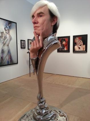 Kazuhiro Tjusi's Andy Warhol