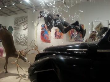 """Crash as self-portrait"" by Peter Gronquist"