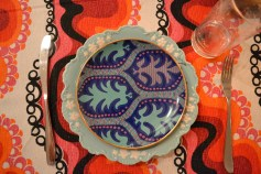 dinner party plates