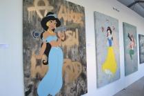 Dark Disney princesses by Herr Nillsen