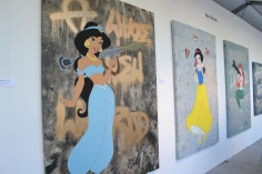 Dark Disney princesses by Herr Nillsen