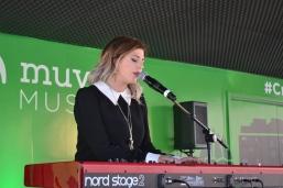 Singer & songwriter Jillette Johnson
