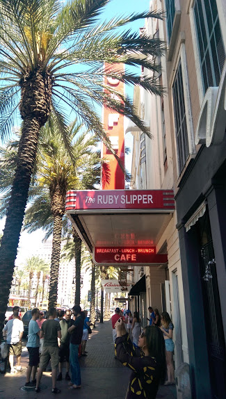the ruby slipper cafe new orleans