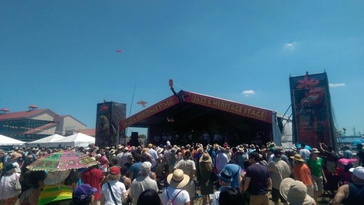 jazz fest new orleans 2014