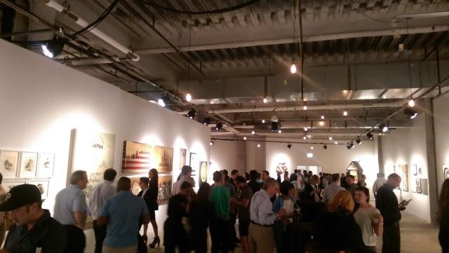 art alliance chicago block 37 the provocateurs lollapalooza shepard fairey