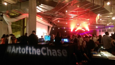 art of the chase hennessy nas block 37 chicago art alliance the provocateurs