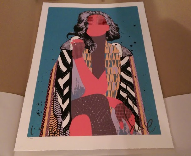art alliance chicago block 37 the provocateurs lollapalooza shepard fairey faile print