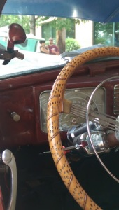 slow & low chicago lowrider community festival pilsen chicago urban art society cuas vintage steering wheel speedometer