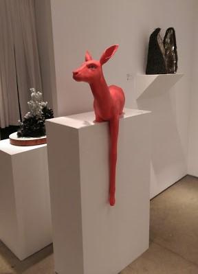 lindsay pichaske sofa expo chicago art