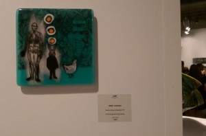silvia levenson sofa expo chicago art security is mostly a superstition