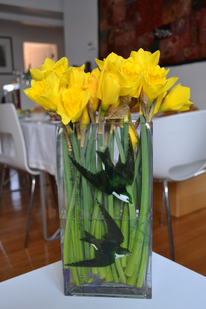 easter spring daffodils