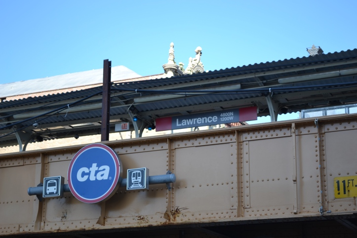 uptown lawrence CTA stop chicago