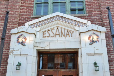 essanay studio uptown chicago history walking tour movies charlie chaplin