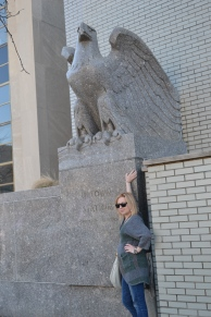 uptown post office chicago art deco architecture eagle