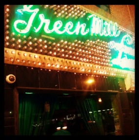 green mill lounge uptown chicago walking tour history al capone