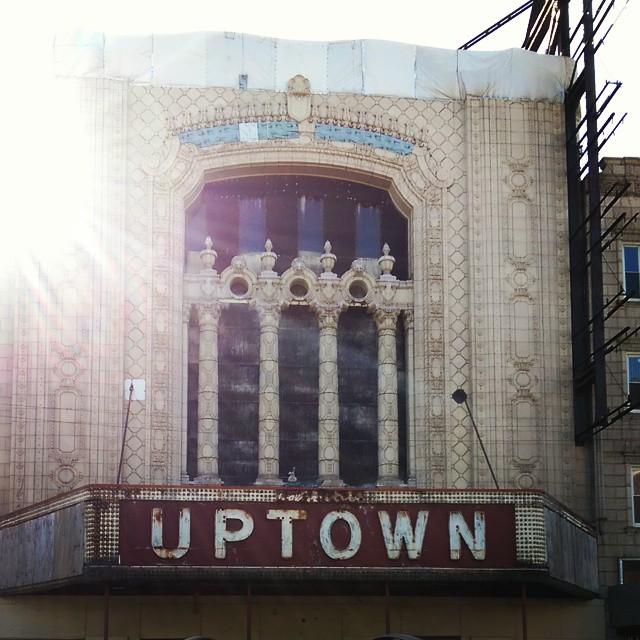uptown theater chicago history walking tour architecture