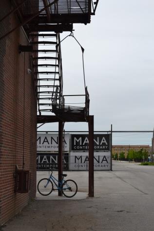 mana contemporary artist studios chicago