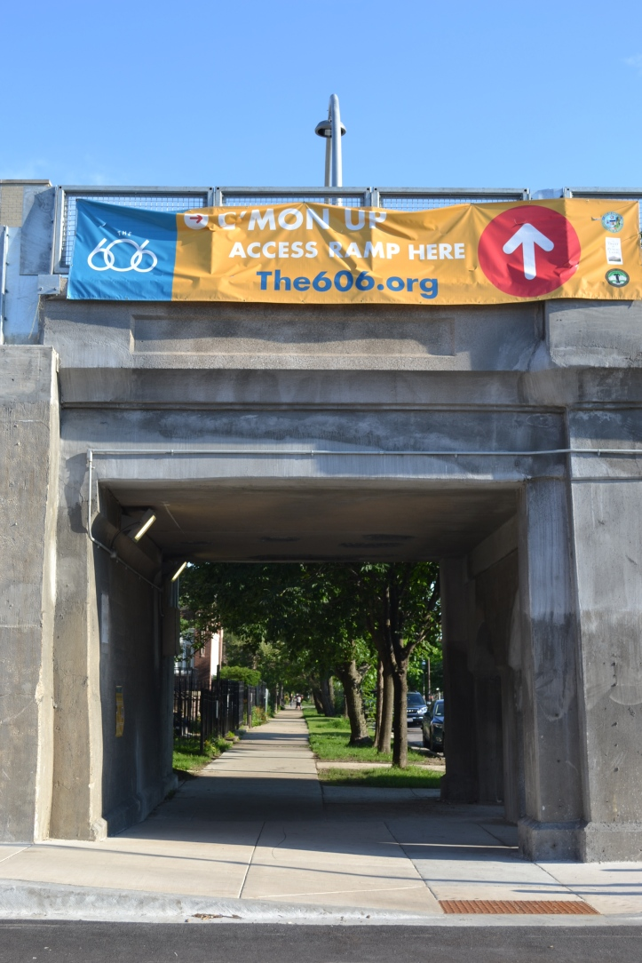 the 606 chicago trail