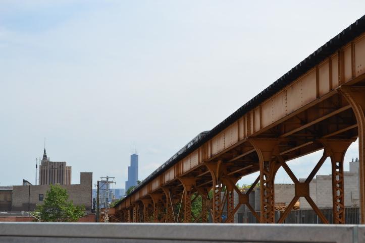 the 606 chicago cta train