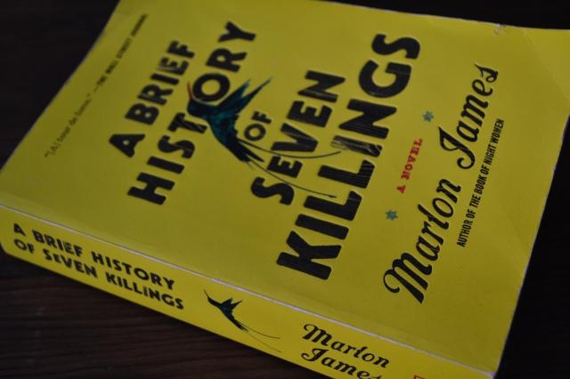 marlon james a brief history of seven killings