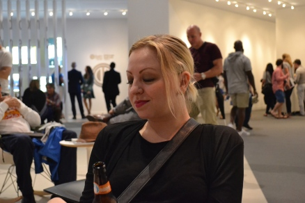 art basel miami beach convention center vip collectors lounge 2015