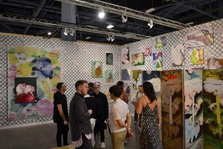 art basel miami beach 2015 convention center