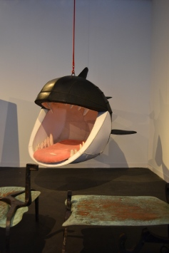 design miami art basel miami beach 2015 shark chair