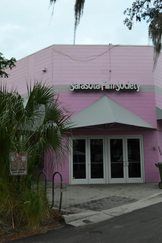 burns square historic district sarasota south florida burns court sarasota film society