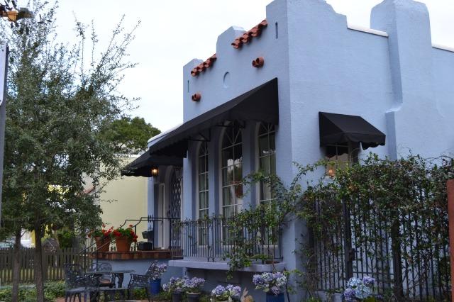burns square historic district sarasota south florida burns court lavender house