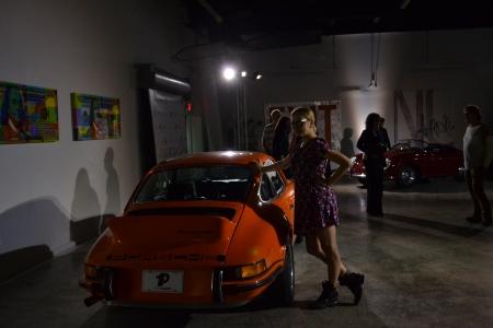 miami polish miroslaw chudy joanna kubalski lou la vie downtown miami art basel 2015