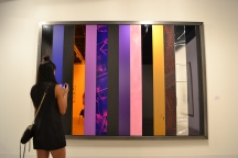 untitled anselm reyle art basel 2015 miami convention center south beach