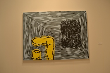 Jonathan Lasker The End of Relevance art basel miami beach convention center 2015