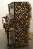 art basel miami beach convention center 2015 piano with keys