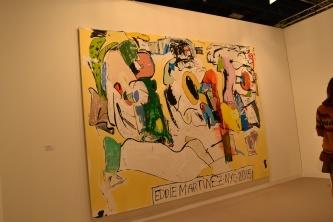 eddie martinez Mitchell-Innes & Nash gallery art basel miami beach convention center 2015