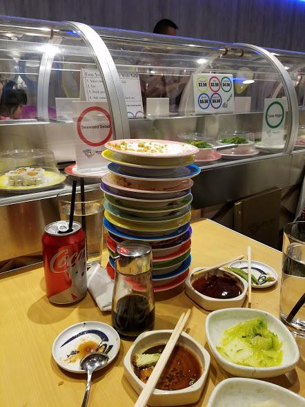 wabi sabi sushi rotary sushi uptown chicago