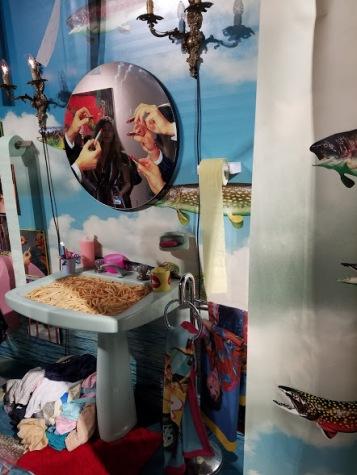 art basel 2016 miami beach toilet paper