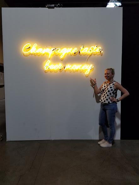 champagne taste beer money complexcon 2016